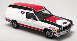 1/18 HX Panal Van Holden Dealers Team Service Vehicle
