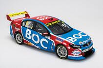 1/18 Holden VF Commodore  Team BOC Jason Bright 2016