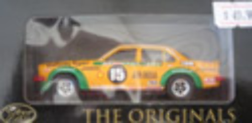 TR14F Holden Torana Racing Bathurst Jansen/Bartlett
