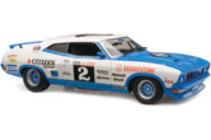 1/18 XB Ford Falcon Hardtop 1976 Bathurst Goss/Richards( Free postage in aus  $30 to NZ )