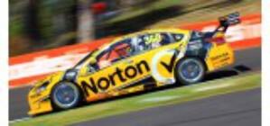 1/18 James Moffat Nissan 2014