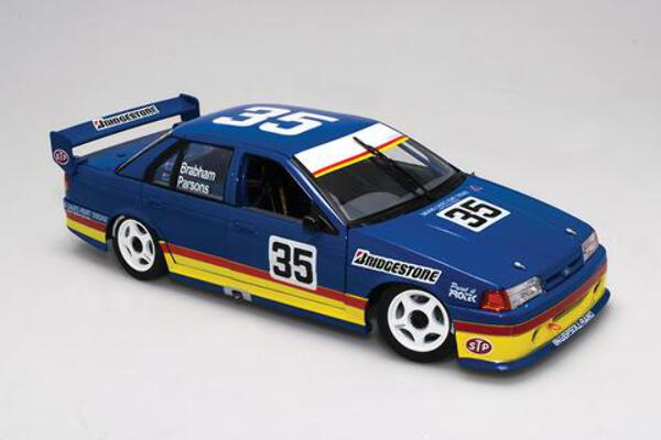 1/18 Ford EB FALCON Sandown 500 winner Brabham /Parsons