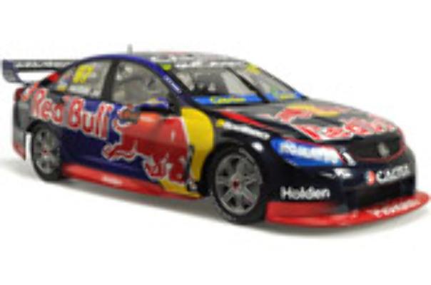 1/64  64247 2016 championship Winner Red Bull Van Gisbergen