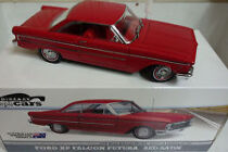 1/18 Ford XP Falcon Futura Red Satin