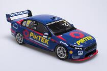 1/18 Ford FGX DJR Pirtex Scott Pye 2016 Phillip isl