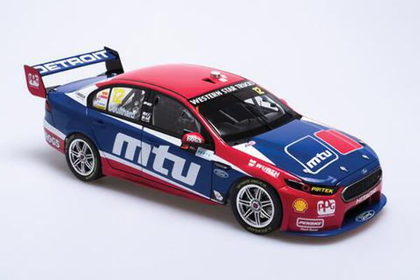 1/18 Ford  FGX Perth supersprint Coulthard