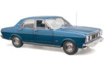 1/18 FORD XT GT Falcon Starlight Blue