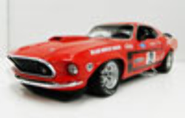 1/18 Ford Mustang #9 DDA Acme Free Postage in AUS $35 To NZ Moffat