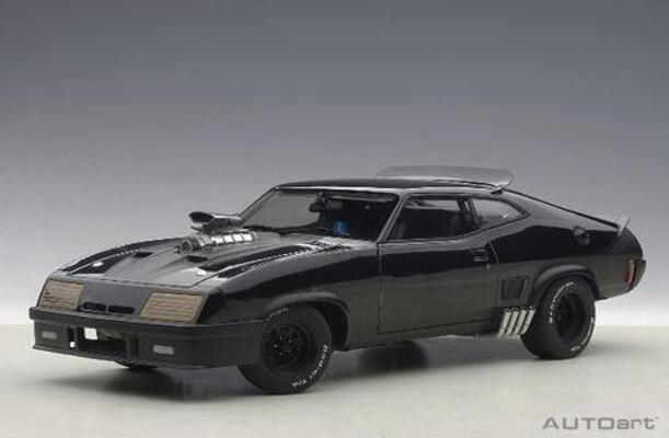 1/ 18 Ford Falcon  XB Interceptor Tuned version Free postage in Aus $20 to NZ  $30 to Japan and USA /Canada