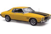 1/18 Holden HQ  GTS Monaro  Coupe Mustard 18620