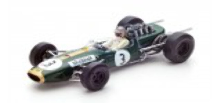 1/18 1966 F1 Winner 1966 world champion #3 out next week few remaining