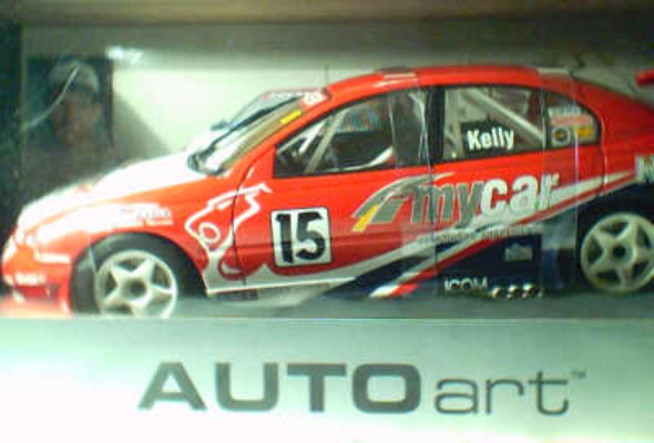 1:18 Biante  Tod Kelly - Young Lions