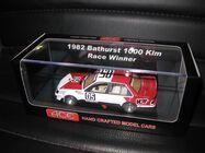 1/43 Ace models 1982 Bathurst winner with decals suppled Brock