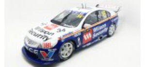 1/18 APEX  AD80710 2017 Sandown #34 Moffat/Muscat