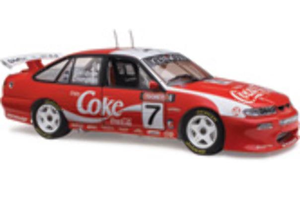 1/18 Holden VR 1995 Bathurst Gardner /Cropton Coca Cola