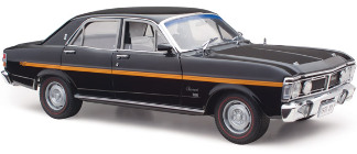 1/18 18655 Ford XY Fairmont Grand Sport Onyx Black (free postage in Aus $30 postage to NZ