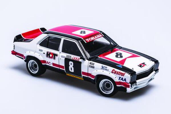 1/18 Biante Holden LH Torana L34 Hardie 1000 Negus /O'brien Free postage in Aus $25 to NEW Zealand