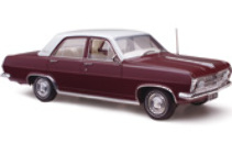 1/18 18671 Holden HR Premier Egmont Maroon Metallic (Free postage in aus in stock next week