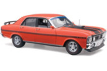 1/18 Ford XY III GT HO Vermilion Fire 18676 in stock next week