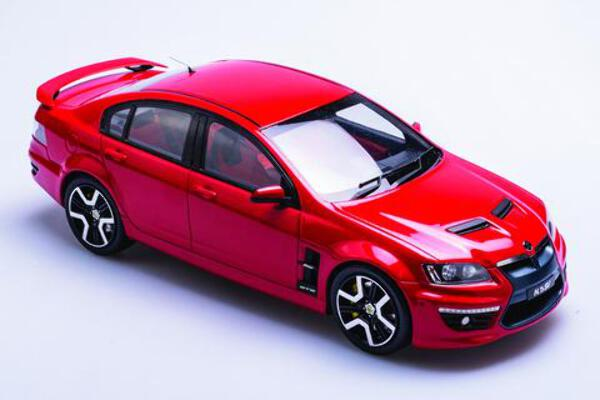 1/18 Biante  HSV E3 GTS Sting RED (a few Remaing