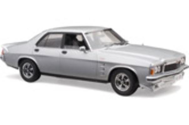 1/18 Holden HZ GTs 18645 Astec Silver metallic