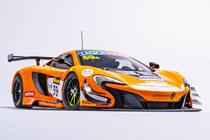1/18 2016 bathurst  12 hour  winner MCLAREN 650S