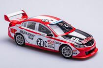 1/18 Holden VF Commodore 20th annivers retro 28c