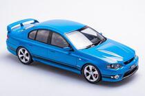 1/18 Ford FPV BF MK11 GT Bionic Blue BR18309A