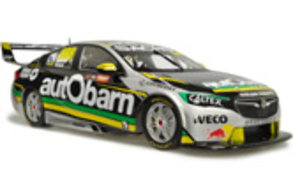 1/18 2018 Bathurst winner Lowndes /Richards out this month   ($30 Postage to NZ