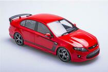 1/18 APEX Ford Falcon GT R SPEC Vixen Red with Black Accents LTD ED OF 288