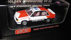 1/43 ACE HOLDEN VH COMMODORE SS HDT PRECISION DRIVING TEAM with Decals