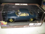 1/24 DDA Mad Max NIGHTRIDER HQ HOLDEN MONARO MFP 1972 CHASE (GOLD) INTERCEPTOR