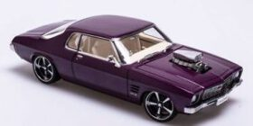 1/18 Holden HQ Monaro Street Machine Ultra violet metallic