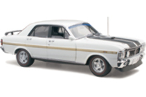 1/18 Ford XY PH111 Ho 18716 Ultra white  in stock  free postage