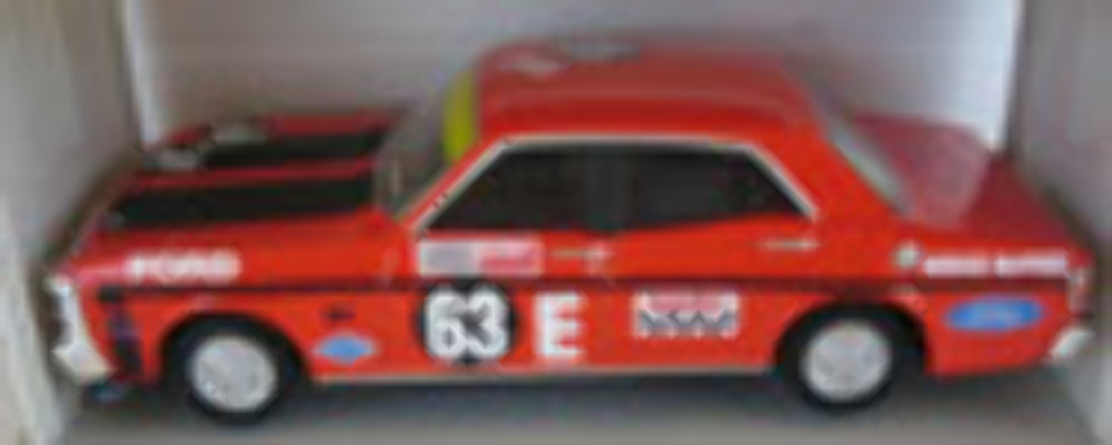 TR34C  Ford Falcon GTHO PHASE11 Bruce McPhee
