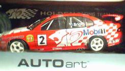 1:18 Biante Bright HRT 2001 Presentation Car
