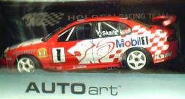 1:18 Biante Skaife HRT 2001 Presentation Car