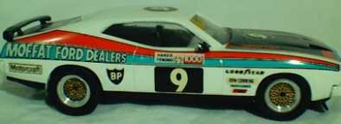 1:43 Moffat Ford Dealers XB No9