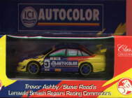 1:43 Classic Carlectables 1003 VR Holden Commodore T.Ashby/S.Reed
