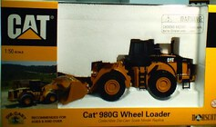CAT 1:50 55027 980G Wheel Loader - Norscott