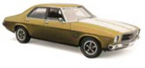 1:18 Classic Carlectable 18277 Holden HQ MONARO GTS Sedan SUNBURST