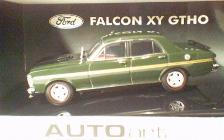 1:43 Biante Ford Falcon XY GTHO Monza Green