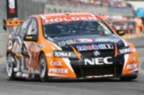 1:18 Classic Carlectable 18289 2007 Rick Kelly