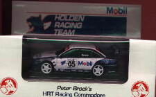 1:43 Classic Carlectables 1005 VR Holden Commodore Holden Racing Team 96 'Mobil' P.Brock No.05