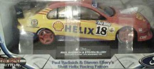 1:18 Classic Carlectable Radisich/Ellery Shell Racing Falcon