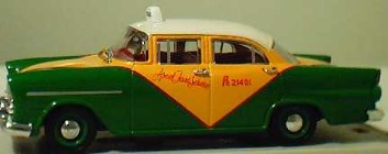 TR20H FB Holden Taxi - Ascot Taxis