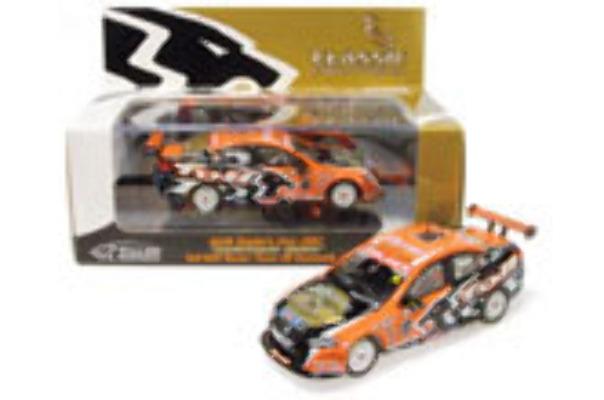 1:43 Classic Carlectables  1016-2 2007 TANDER Championship car