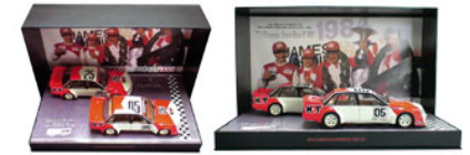 1:18 Classic Carlectable 18334 1984 Bathurst twin set Brock