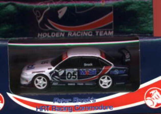 1:43 Classic Carlectables 1005/1 VS Holden Commodore 97 'Mobil' P.Brock No.05
