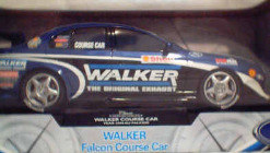 1:18 Classic Carlectable 18017 Walker Course Car
